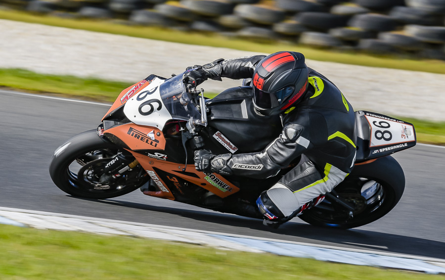 2017 Pirelli Motul VRRC Rd 3, Phillip Island: 26 & 27 August. #86 Tyson JONES