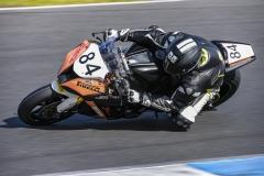 2017 Pirelli Motul VRRC Rd 3, Phillip Island: 26 & 27 August. #84, Nathan JONES - Kawasaki ZX10R 1000