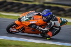 2017 Pirelli Motul VRRC Rd 3, Phillip Island: 26 & 27 August. #34, Jack COUSENS, Honda NSF 250