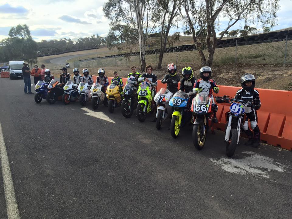 Junior GP Field